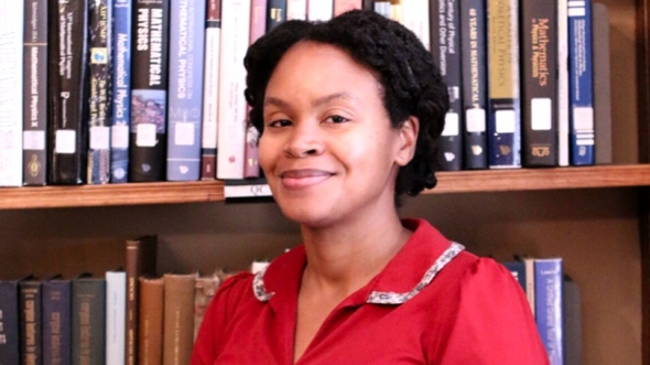 New faculty Shatema Threadcraft: Political bodies