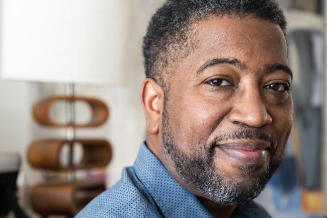 New faculty Major Jackson: Community through poetry