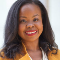 Kelly Slay, assistant professor of higher education and public policy