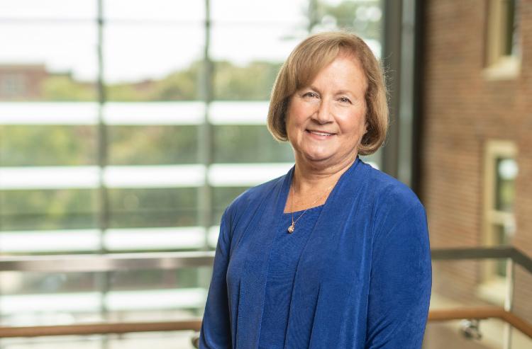 Julie Barroso, professor of nursing (John Russell/Vanderbilt)