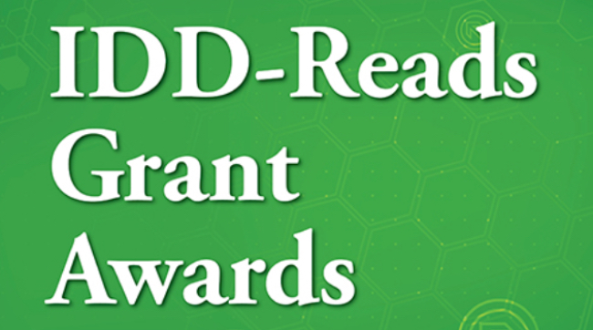 IDD-Reads Grant Awards