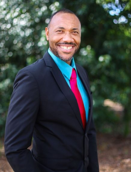 Franklin Ellis Jr., director of the Provost's Office for Inclusive Excellence