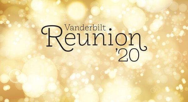 Vanderbilt Reunion 2020 graphic
