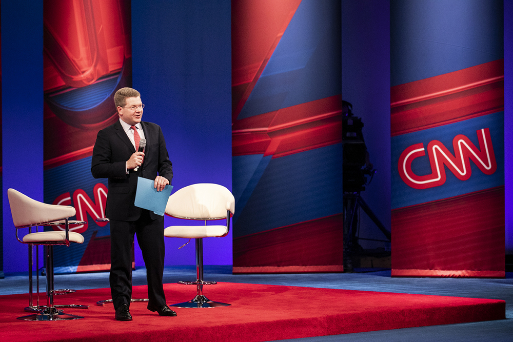 Washington Insiders: Vanderbilt alumni in CNN's Washington Bureau are playing key roles in the network's around-the-clock political coverage