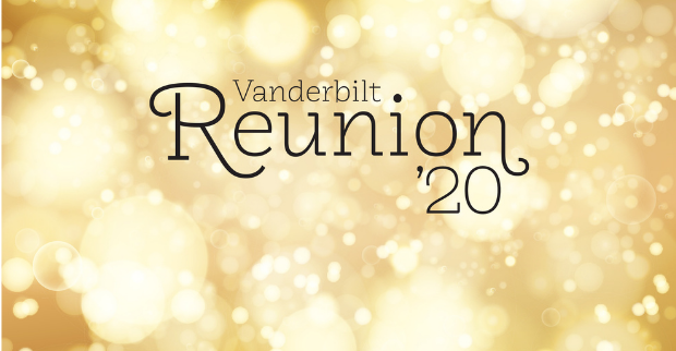 Reunion classes of 2020 recognized with virtual celebration