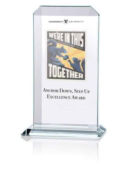 Fall Staff Assembly Award
