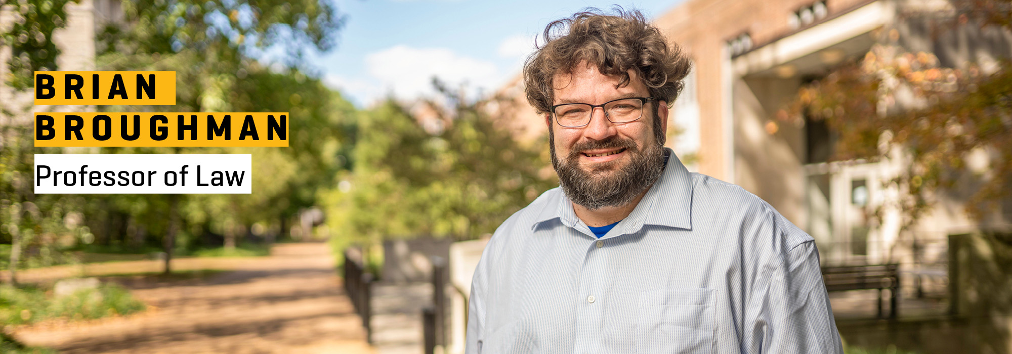 New faculty Brian Broughman: Studying the legal dynamics of startups