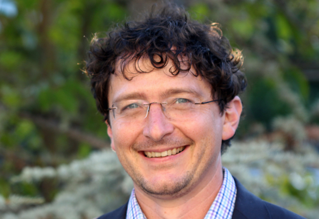 Rick Sando, assistant professor of pharmacology