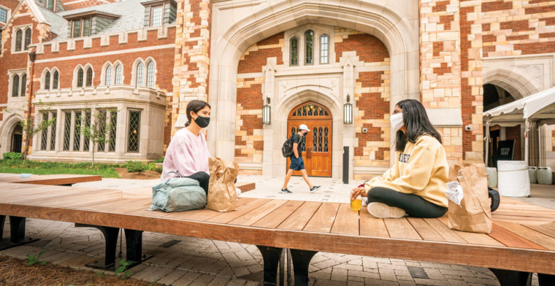 10 ways to take a break and recharge on campus