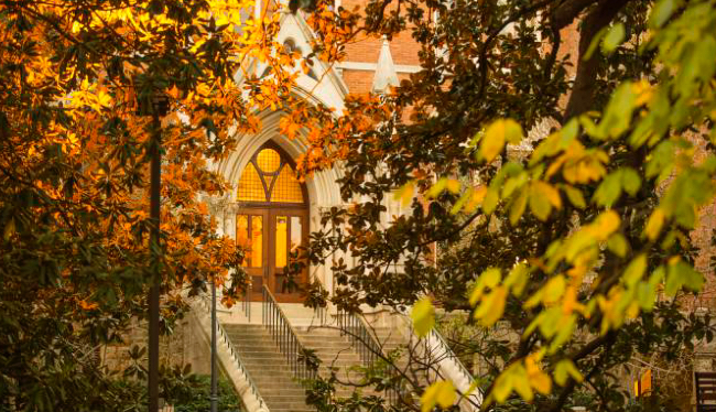 A Thanksgiving message from Chancellor Diermeier