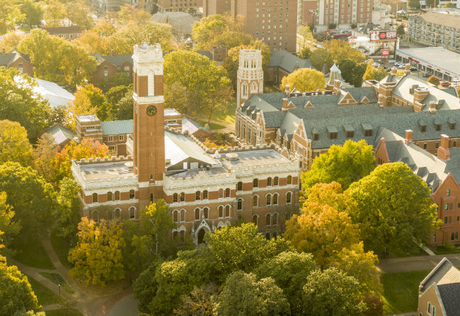 Faculty named to Vanderbilt's Global Voices Fellowship for spring 2021