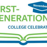 First-Generation College Celebration Nov. 8