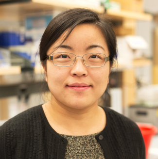 Yi Ren, assistant professor of biochemistry