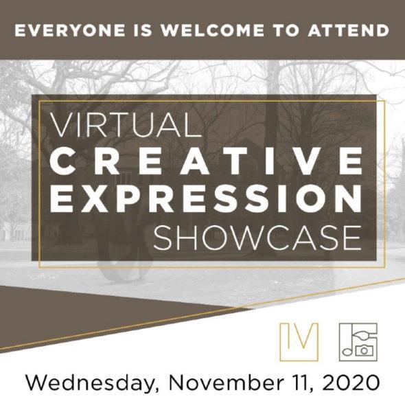 Virtual Creative Expression Showcase