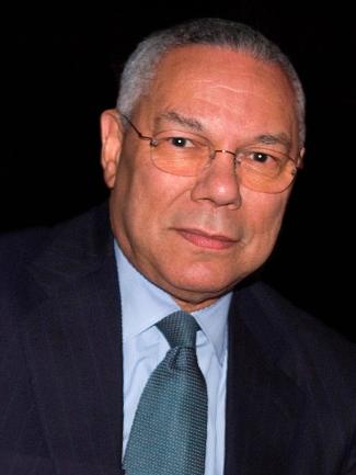 Gen. Colin Powell, USA (Ret.)