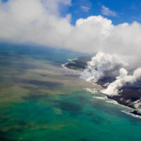 Kilauea volcanic eruption volcano