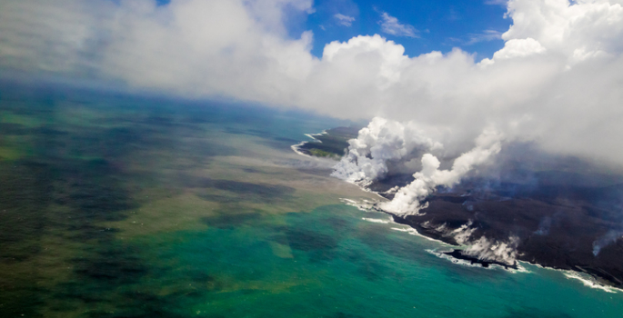 NASA-funded project uses images from space to study underwater volcanoes