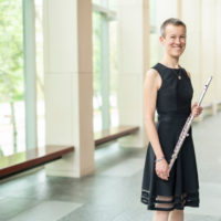 Molly Barth, associate professor of flute (Vanderbilt University)