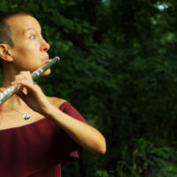 Molly Barth, associate professor of flute