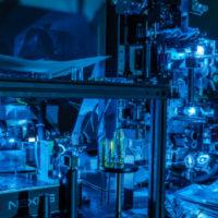 Lattice Light Sheet microscope