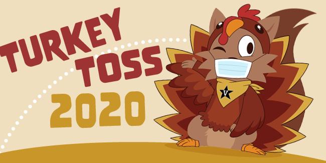 Vanderbilt University Turkey Toss set for Dec. 18