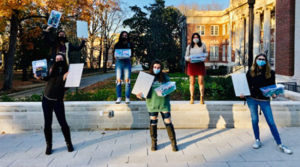 Professor of the Practice of Education Anita Wager purchased math manipulative kits and mini-white boards for her students with her Vanderbilt Strong Faculty Grant. (Vanderbilt University)