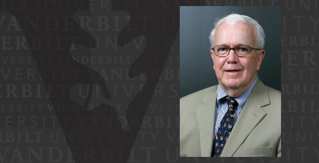 F. Hamilton Hazlehurst, pioneering Vanderbilt History of Art chair, has died