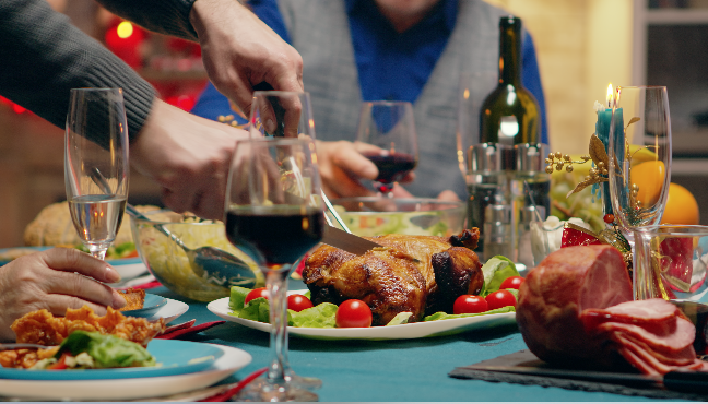 Ask an Expert: How can you make better food decisions during the holidays?