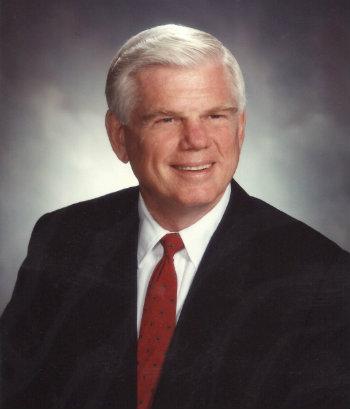headshot of Eugene Vaughan, emeritus BOT member