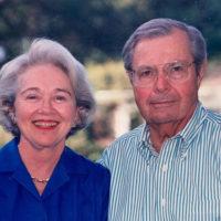 Agnes G. Kirkpatrick Godchaux and Frank Godchaux III