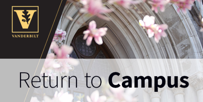 University leaders discuss Spring Return to Campus at virtual town hall