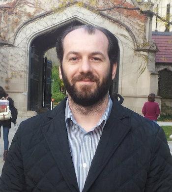 environmental photo of Issam Eido