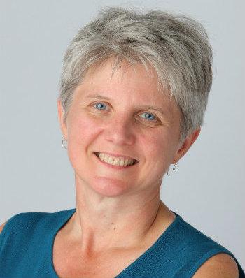 headshot of Laurel Schneider