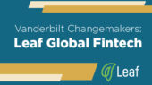 Alumni co-founders of Leaf Global Fintech to discuss social entrepreneurism Jan. 27