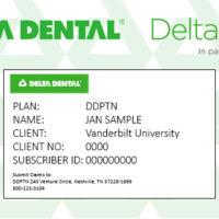 Delta Dental and Delta Vision cards