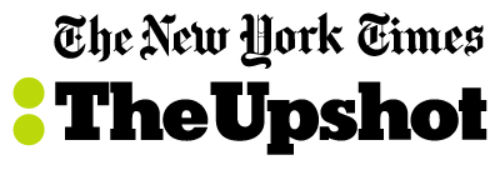 The New York Time: The Upshot logo