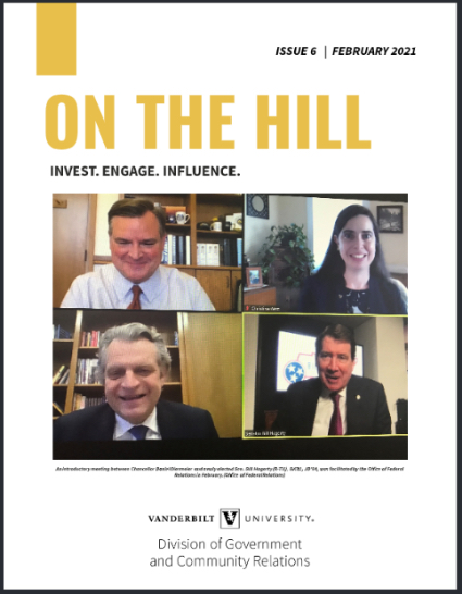 """""""ON THE HILL"""" Issue 6"""