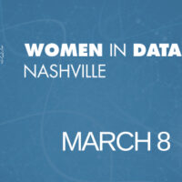 Women in Data Science Nashville March 8