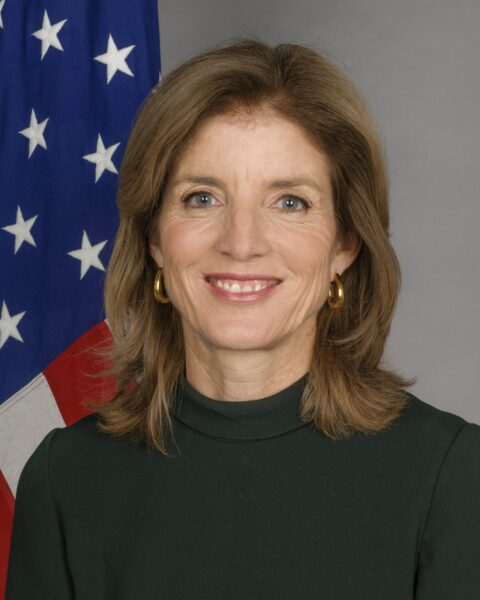 Caroline Kennedy, Vanderbilt's Class of 2020 Graduates Day speaker