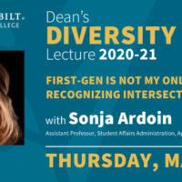 Peabody Dean's Diversity Lecture: Sonja Ardoin