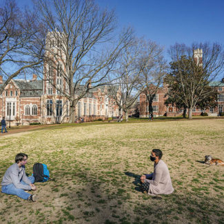 Strong Together: The Vanderbilt community's hallmark spirit of compassion and courage shines through in turbulent times