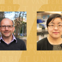 Assistant Professor of Molecular Physiology and Biophysics Gregor Neuert and Assistant Professor of Biochemistry Yi Ren have been recognized as School of Medicine Basic Sciences Dean's Faculty Fellows.