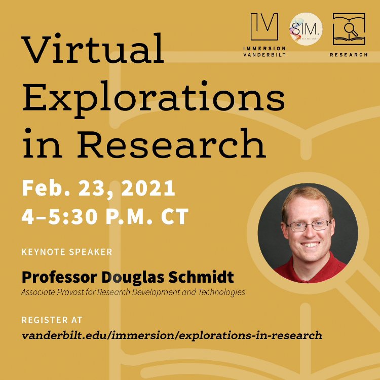 Virtual Explorations in Research