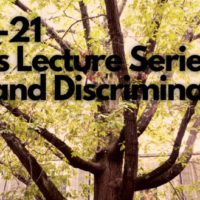 202-21 Law Dean's Lecture on Race and Discrimination