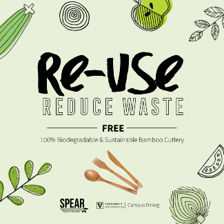 Re-use to Reduce Waste