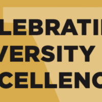 Celebrating Diversity Excellence