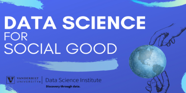 Apply to Data Science for Social Good program by March 19