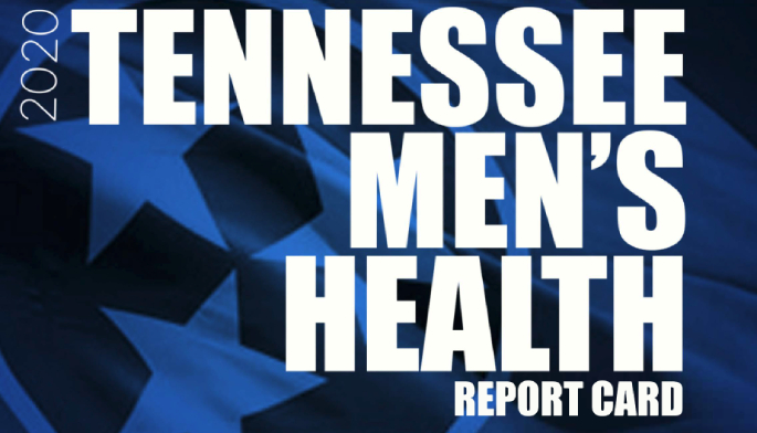 2020 Tennessee Men's Health Report Card: Overall improvement, work to be done