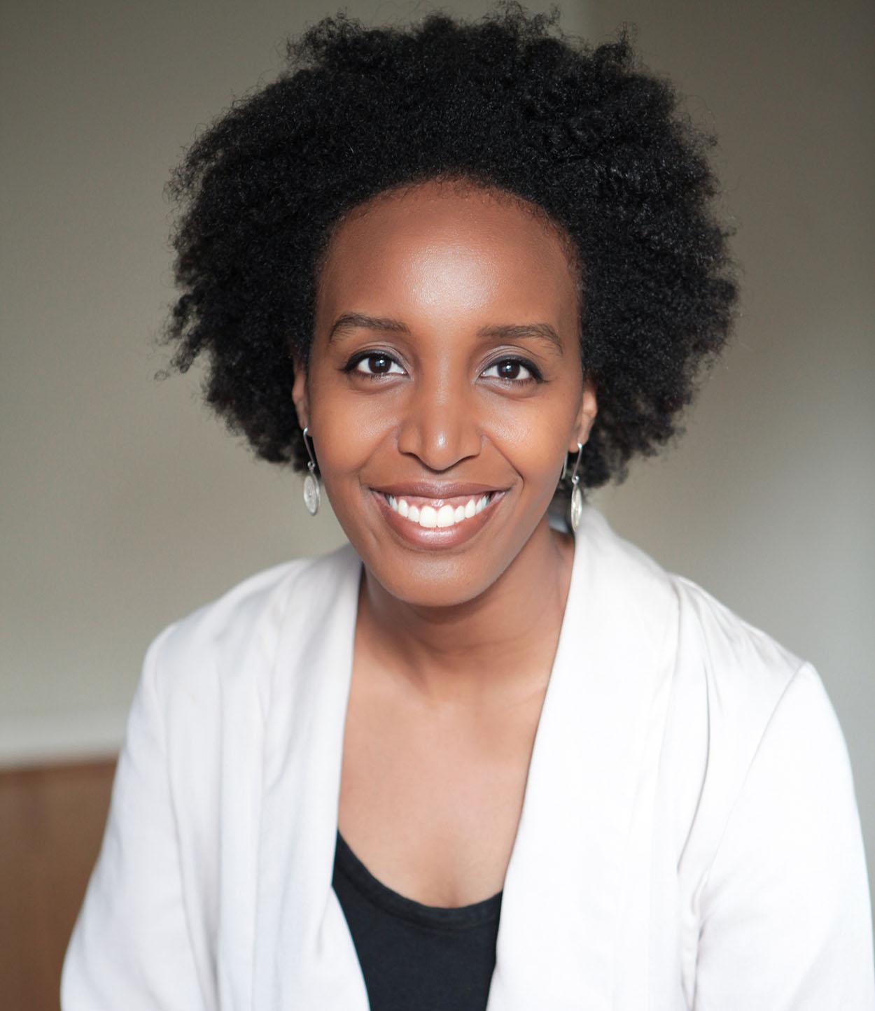 Betsega Bekele, MEd'14, National Storyteller