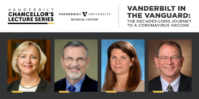 'Vanderbilt in the Vanguard' panel to focus on university's role in vaccine development